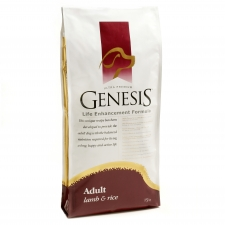 Genesis Adult Lamb & Rice