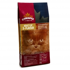 Chicopee Adult Cat 3-Flavour