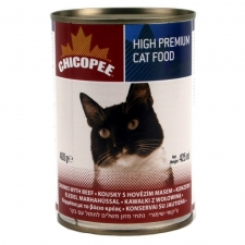 Chicopee Adult Cat Chunks Beef