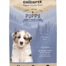 Chicopee CNL Puppy Lamb&Rice
