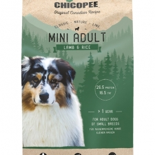 Chicopee CNL Mini Adult Lamb&Rice