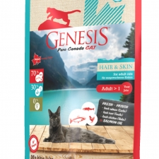 Genesis Pure Cat Hair&Skin My Blue Lake
