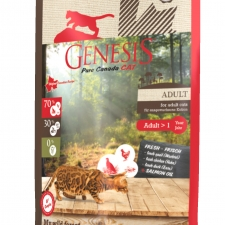 Genesis Pure Cat Adult My Wild Forest