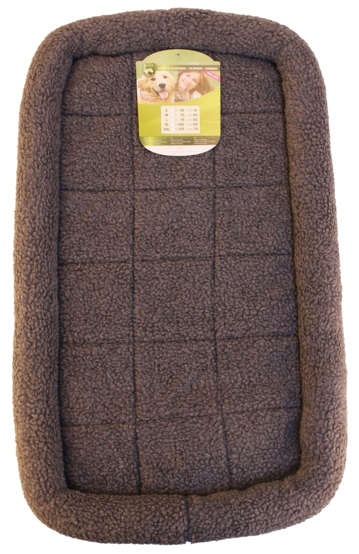 Comfy kussen deluxe hond kennel draadkooi kleed plaid for Comfy kussen